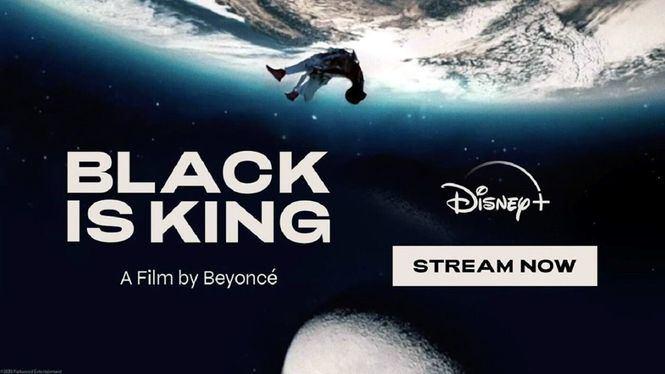 Llega Black Is King, el álbum visual de Beyoncé