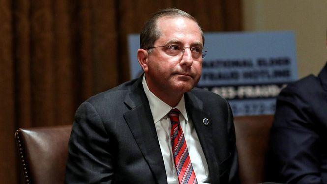 El secretario de Salud de Estados Unidos, Alex Azar, visitará Taiwán