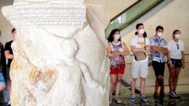 Actividades y rutas en el Teatro Romano de Cartagena durante el puente de agosto