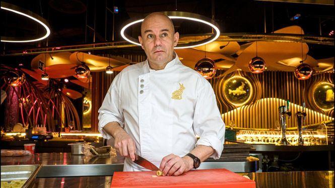 Odiseo acogerá un primer gran evento culinario promovido por su chef Nazario Cano