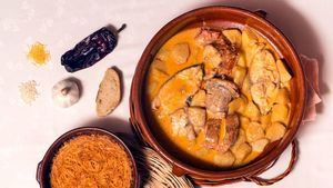 El alma gastronómica de Calafell