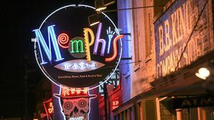 Memphis, Tennessee - Rock and Roll