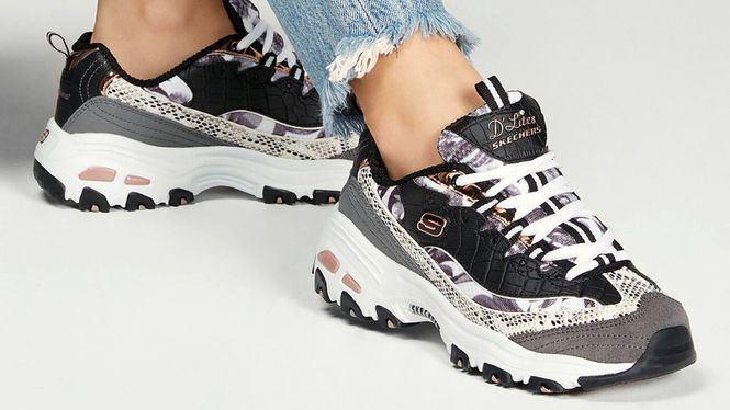 Los diseños de tendencia más positiva de Skechers para este otoño