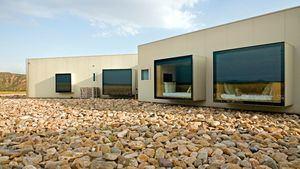 Hotel Aire de Bardenas, una joya arquitectónica en el desierto navarro