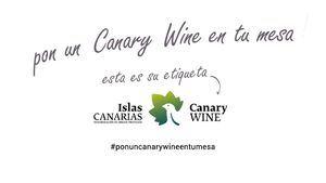 Nueva campaña de promoción del consumo de vinos canarios