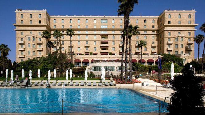 Curiosidades del Hotel Rey David, el más emblemático de Israel