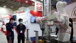 Intelligent Asia, exhibición de la industria inteligente en Taipéi