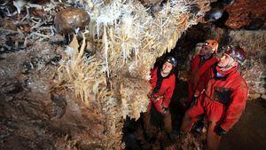 Cueva Fuentemolinos