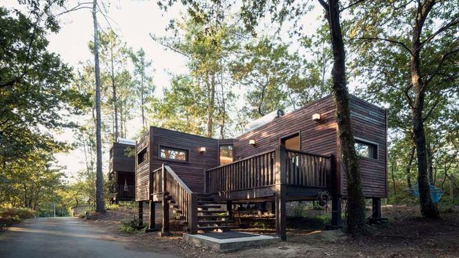 Cabañas rurales; alojamientos en plena naturaleza