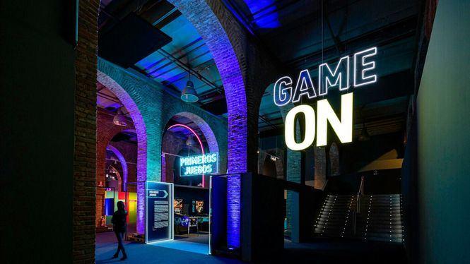 La exposición Game On, uno de los 25 mejores proyectos internacionales de diseño expositivo