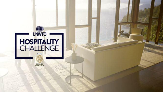 Hospitality Challenge, concurso de la OMT y Sommet Education