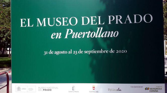Puertollano acoge la exposición El Prado en las calles