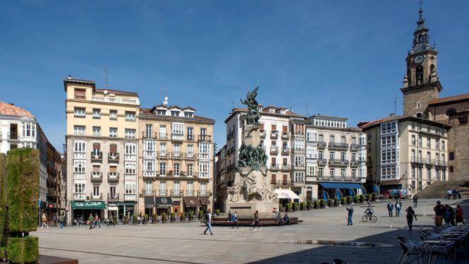 Vitoria-Gasteiz, un pasado histórico, un presente de vanguardia