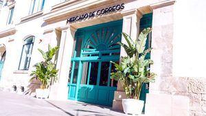El primer mercado gastronómico de Murcia, en antiguo edificio de Correos