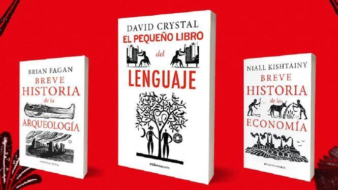 El pequeño libro del lenguaje de David Crystal