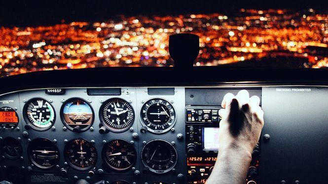 Los vuelos han descendido este año en un 70%