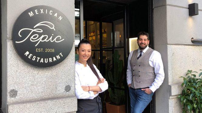 El restaurante Tepic de Madrid celebra el Día de la Independencia de México