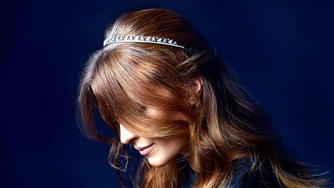 Colección Laurel de Chaumet, joyas únicas para adornar el cabello