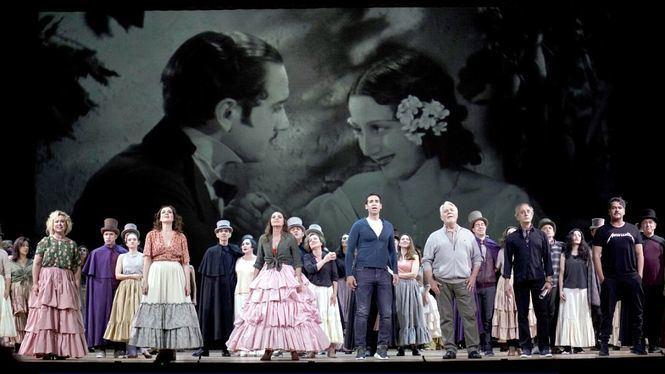 Doña Francisquita, Premio Max al mejor espectáculo musical o lírico