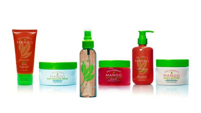 La firma cosmética California Mango llega a España