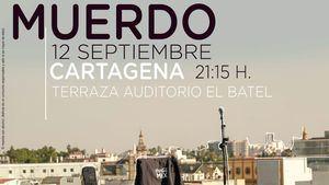 La Terraza de la Muralla de El Batel abre el ciclo Live The Roof con Muerdo