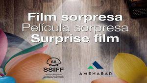 La empresa Amenabar patrocinará la película sorpresa en San Sebastián