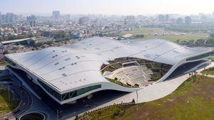 El Centro Nacional de las Artes de Kaohsiung premio de arquitectura