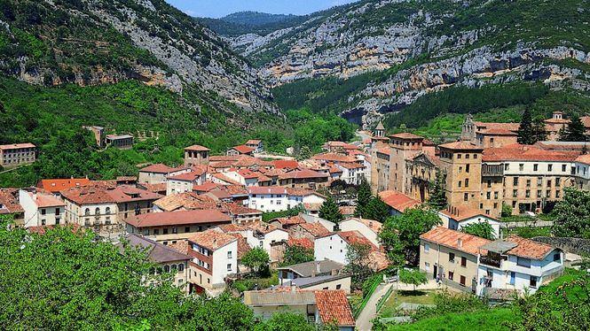 Cinco rutas de senderismo en la provincia de Burgos