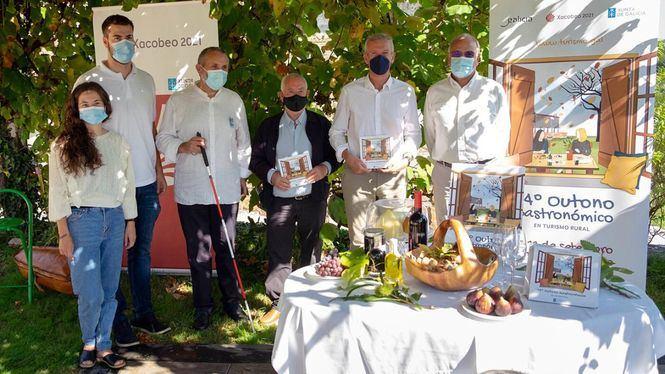 Turismo de Galicia presenta una nueva edición de la campaña Otoño Gastronómico