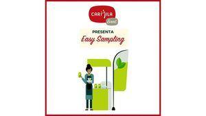 Easy Sampling, la nueva solución de Carmila