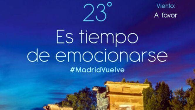 La campaña especial de turismo Vuelve a Madrid ha tenido una importante acogida