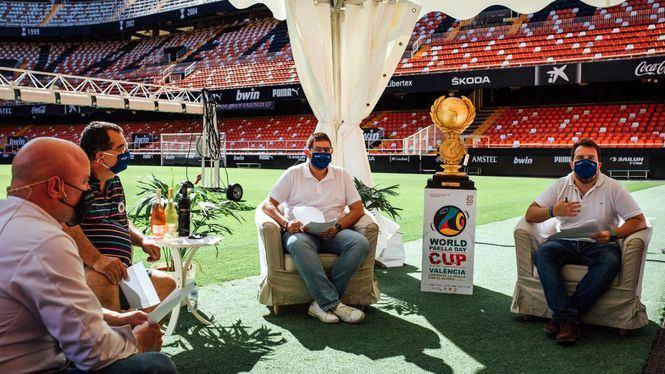 España, campeona del Primer Mundial de Paella