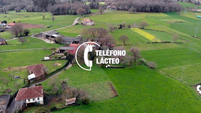 Campaña de información del trabajo de los ganaderos del sector lácteo