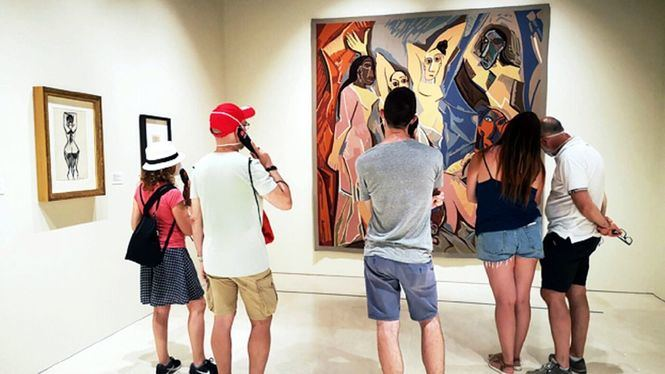 Entrada libre al Museo Picasso para celebrar el Día Mundial del Turismo