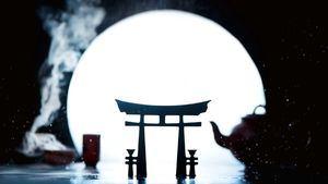 Japón celebra el Tsukimi, la contemplación de la primera luna llena de otoño