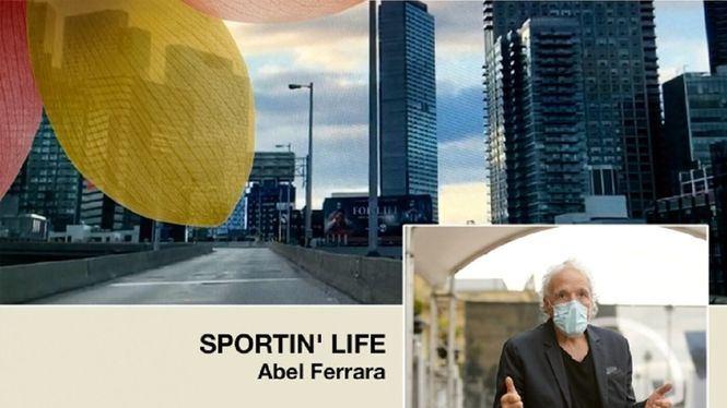Abel Ferrara presentará en San Sebastián la película sorpresa del Festival: 'Sportin' Life'