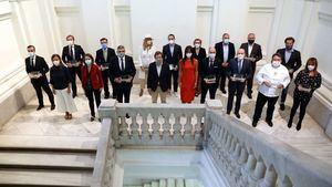 Entrega de galardones al sector turístico de Madrid
