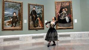 Las obras del Museo del Prado cobran vida de la mano del flamenco