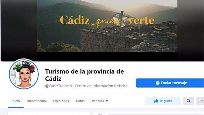 El Facebook del Patronato de Turismo de Cádiz supera los 100.000 seguidores