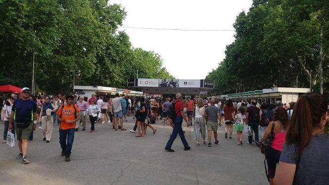 Feria del Libro de Madrid En Directo