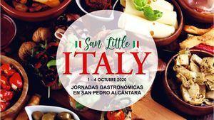 Jornadas gastronómicas, San Little Italy, en San Pedro de Alcántara