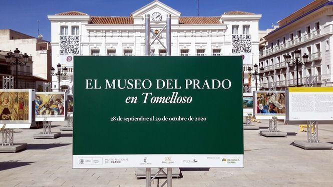 Tomelloso acoge la exposición El Prado en las calles