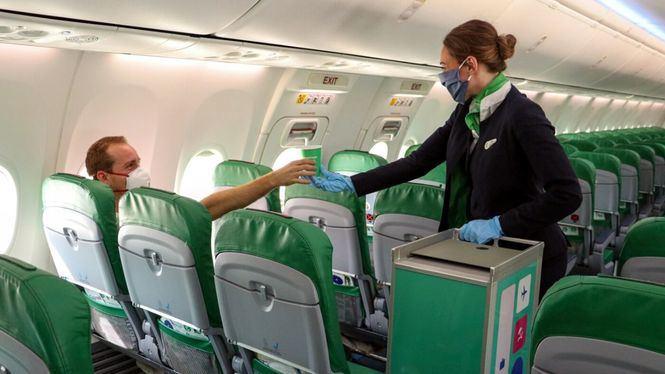 Transavia añadirá una nueva ruta entre Santiago de Compostela y París Orly