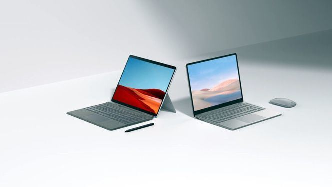Microsoft presenta Surface Laptop Go