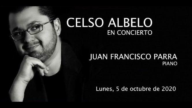 Celso Albelo, romanzas inmortales y canción popular en un concierto diferente