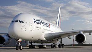 Air France actualiza su programa de vuelos