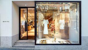 La firma Maksu abre su flagship store en Madrid