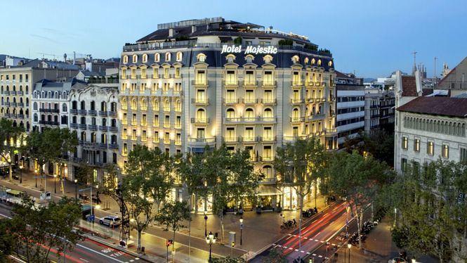 Reabre sus puertas el hotel Majestic Hotel & Spa Barcelona