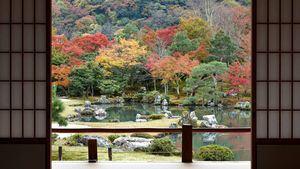 Kioto- Tenryu-ji Temple