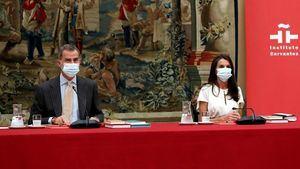 Felipe VI afirma que el español es un motor cultural y económico indudable